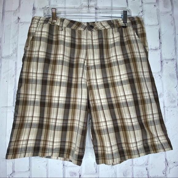 Hurley Other - Hurley Plaid Shorts